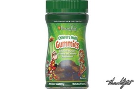 Puritan's Pride Children's Multivitamins & Minerals Gummies