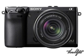 Sony Alpha NEX-7K/B (18-55mm F3.5-5.6 OSS) Lens Kit