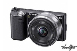 Sony Alpha NEX-5A/B (16mm F2.8) Lens Kit