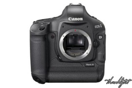 Canon EOS-1D Mark IV body