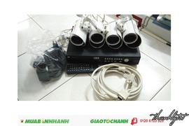 Camera Vdtech Full D1-4CH DVR H.264 {4 camera 4 channels}