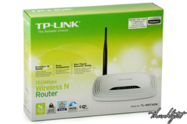 Bộ phát wifi TP-Link TL-WR740N (150Mbps Wireless Lite N Router)