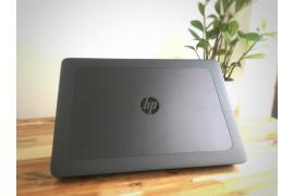 Mobile Workstation HP Zbook 15 G3 Photoshop, AI, Render tốt