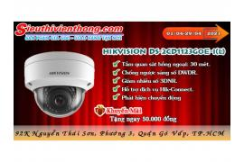 Săn Deal khủng với Camera IP Dome HIKVISION DS-2CD1123G0E-I(L)