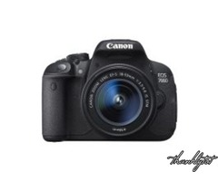 Canon EOS 700D / EOS Rebel T5i (EF-S 18-55mm F3.5-5.6 IS STM) Lens Kit