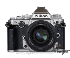 Nikon DF with Lens 50mmf1.8 (Special Edition)