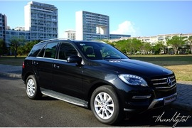 MERCEDES ML 250 CDI 4MATIC