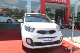 Kia Morning Si - 2015