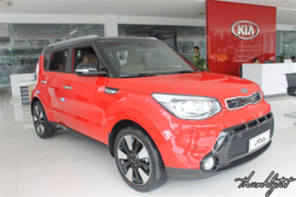 Kia Soul AT SR - 2015