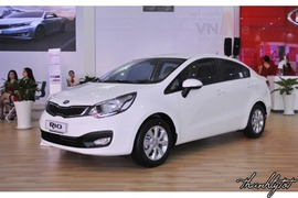 Kia Rio sedan AT - 2015