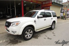 Ford Everest - 2012
