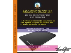 Magic Box 01 - 200 HD Education Films For Children