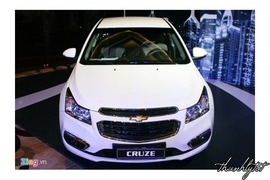 Chevrolet Cruze ALL New 2015