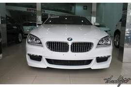 BMW 650i Convertible 2013
